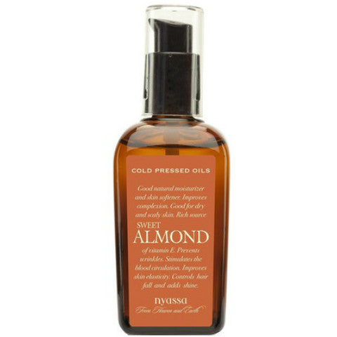 Pressed Almond Oil