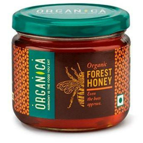 Organica Organic Forest Honey 400gm