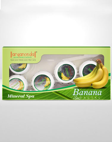 Aryanveda Banana Spa Facial 210gm