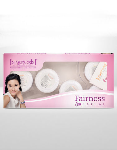 Aryanveda Fairness Spa Facial 210gm