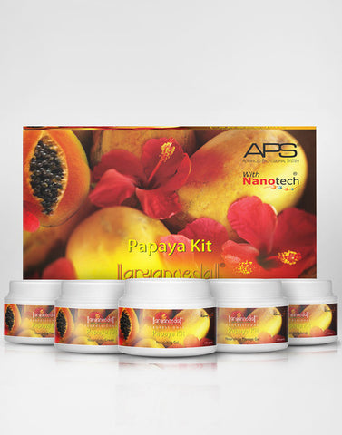 Aryanveda Papaya Enzymes Kit 510gm