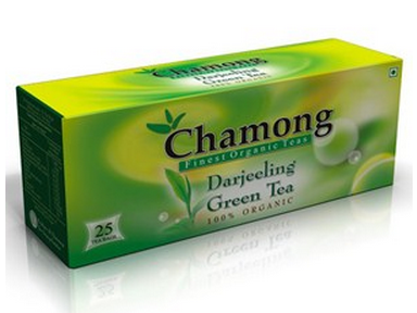 Darjeeling Green tea Joybynature