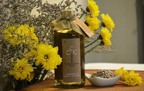 Organic Edible Oil Joybynature