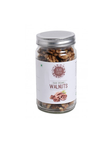Dear Earth Organic Walnuts 175gm