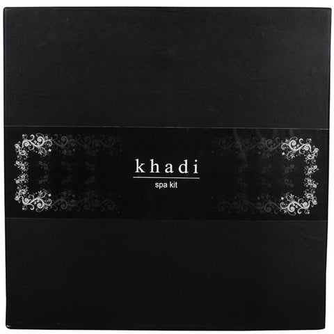 Khadi Natural Herbal Spa Kit