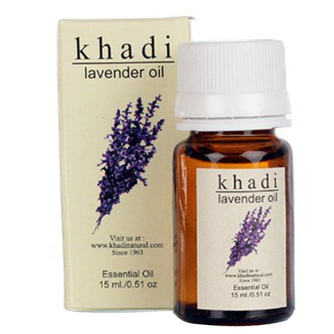 Khadi Natural Lavender Oil 15ml