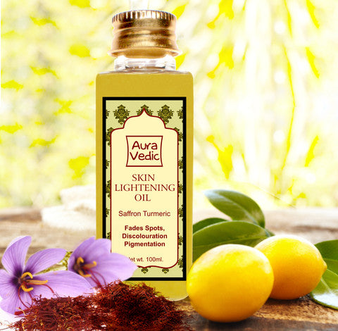 Ayurvedic skin lightening joybynature