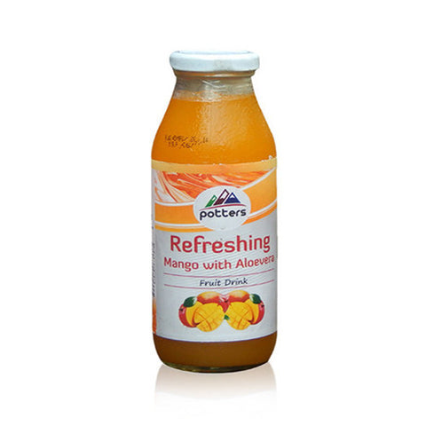 Potters Mango With Aloevera Drink 250ml