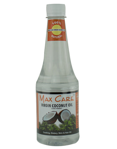 Max Care Cold Pressed Virgin Coconut Oil 500ml
