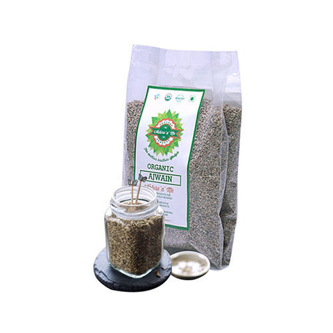 Nature 'N' Me Ajwain 100gm
