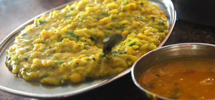 Moong Dal and Bajra Khichdi