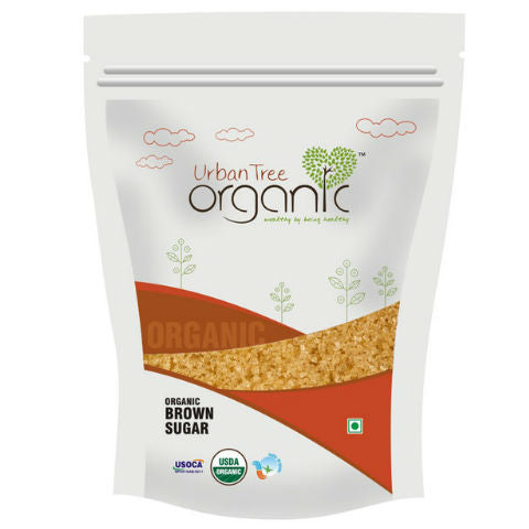 Urban Tree Organic Brown Sugar 500gm