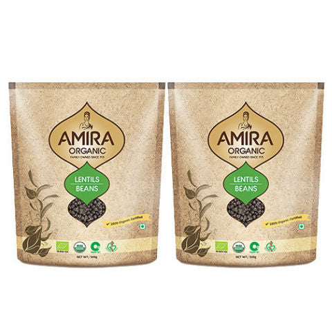 Amira Organic Urad (Pack Of 2)