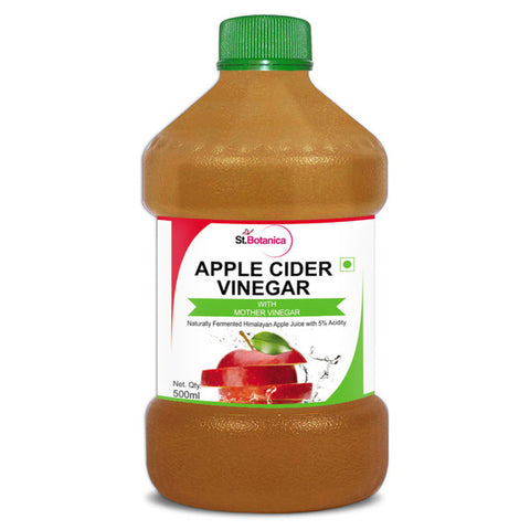 StBotanica Apple Cider Vinegar 100% Natural And Pure 500ml