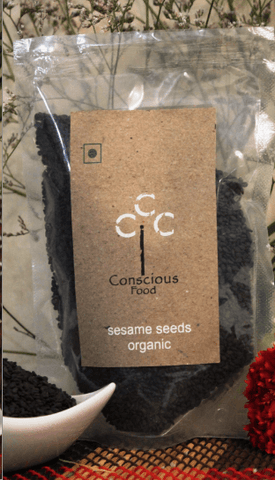 Conscious Foods Sesame Seeds Combo (Pack Of 2)