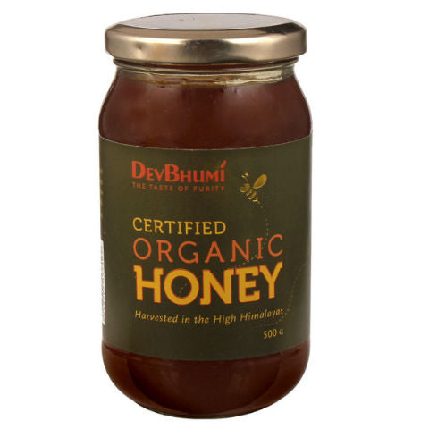 Devbhumi Organic Honey 500gm