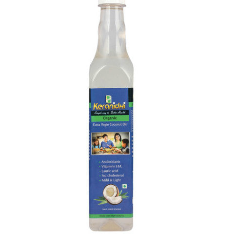 Keranidhi Organic Virgin Coconut Oil 500ml