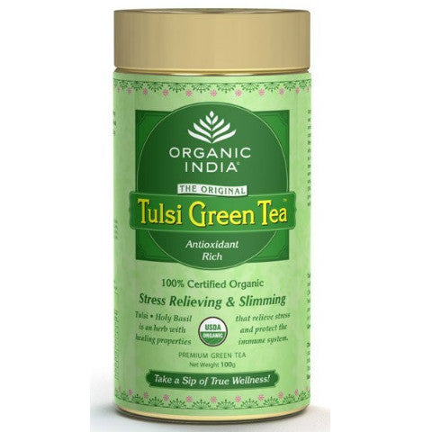 Organic India The Tulsi Green 100gm