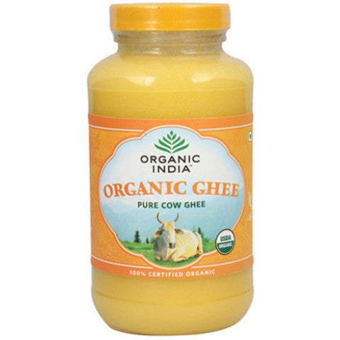 Organic India Organic Cow Ghee 500ml