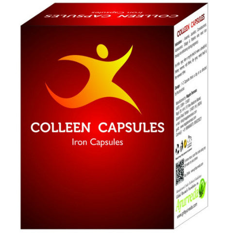 Coleen For Iron Deficiency