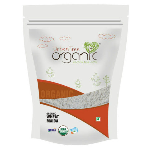 Urban Tree Organic Wheat Maida 500gm