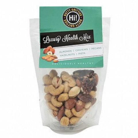 Nutty Gritties Luxury Health Mix 120gm