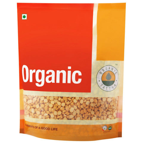 Organic Tattva Organic Chana Dal 500gm