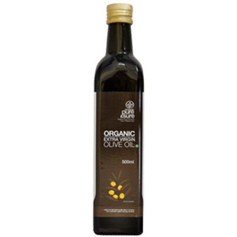Pure & Sure Organic Olive Oil 500ml