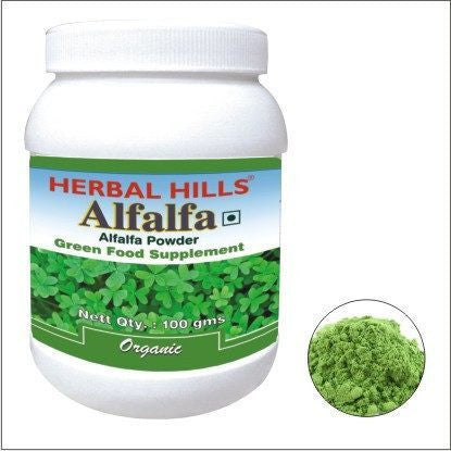 alfalafa powder