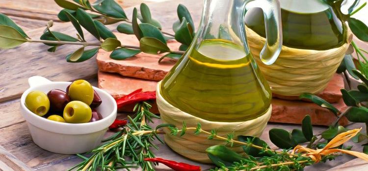 Road to Healthy Lifestyle: Organic Edible Oils