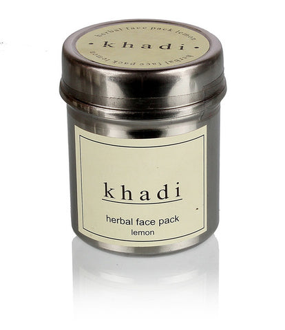 Khadi Natural Lemon Face Pack 50gm