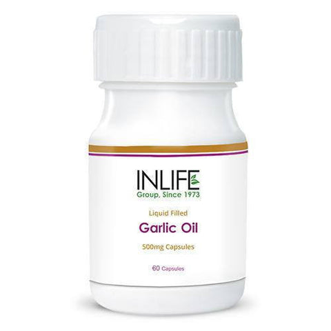 Inlife Garlic Oil 60 Capsules