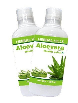 Herbal Hills Aloevera Juice (Combo)