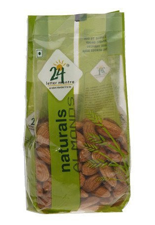 24 Mantra Almonds 100gm
