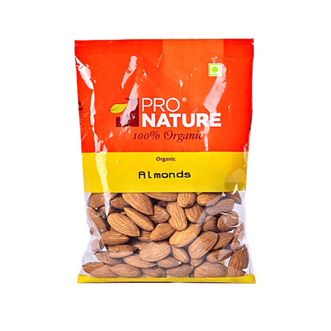 Organic Almonds Joybynature