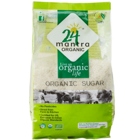 24 Mantra Organic Sugar 500gm