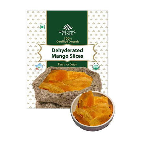 Organic India Dehydrated Mangoes 200gm