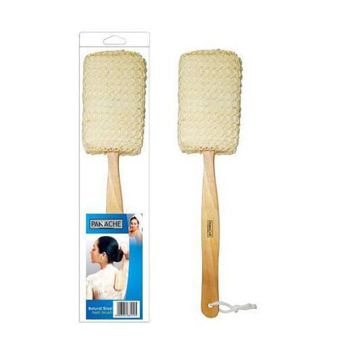 Panache Natural Sisal Bath Brush 1 Piece