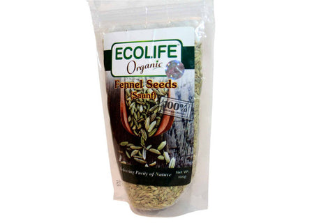 Ecolife Organic Fennel (Pack Of 2)