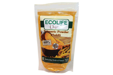 Ecolife Organic Turmeric Powder (Pack Of 2)