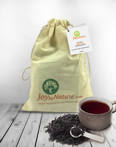 Joybynature Organic Black Tea 250gm