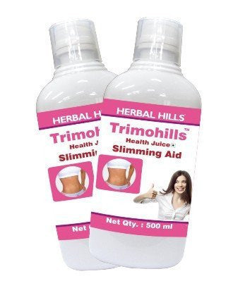 Herbal Hills Trimohills Juice (Combo)