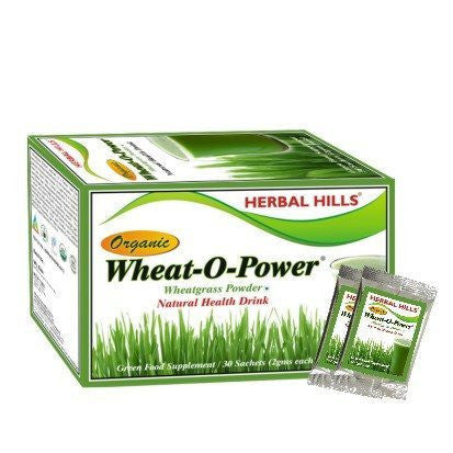 Wheat o powder