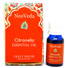 NeoVeda Citronella Oil 10gm
