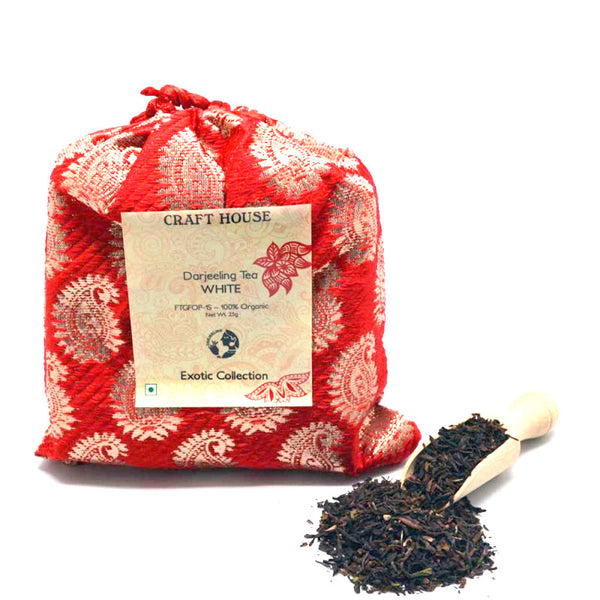 Craft House Darjeeling White Tea 25gm