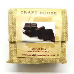 Craft House Assam Tea With Chocolate 50gm