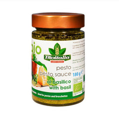 Organic Tattva Pesto Sauce 180gm
