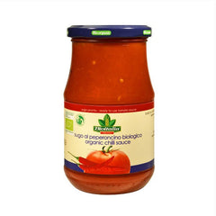 Organic Tattva Chilli Pepper Sauce (arrabiata) 350gm