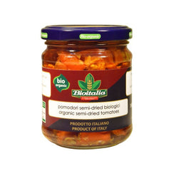 Organic Tattva Semi-dried Tomatoes 180gm