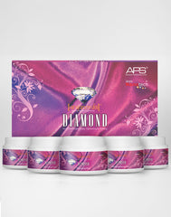 Aryanveda Diamond Skin Polishing Kit 510gm